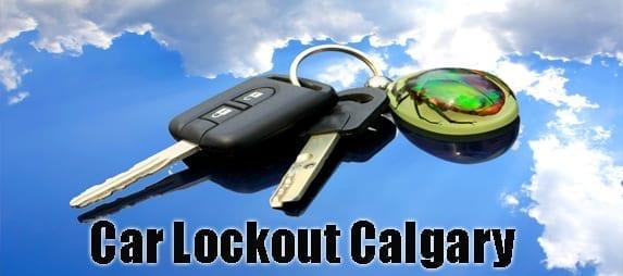 24 Hour Car Lockout Calgary